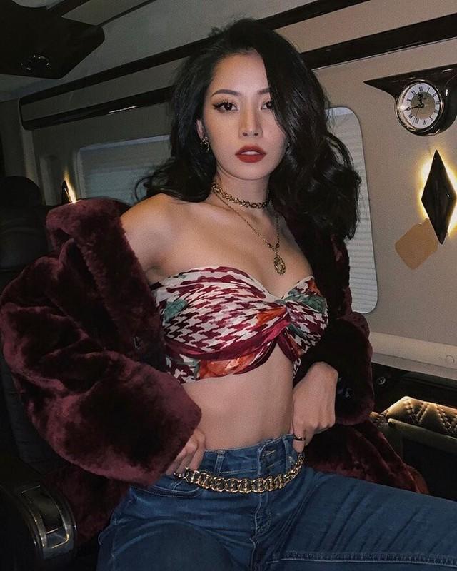 Luong Thuy Linh va cac my nhan Viet quan khan lam ao vay cuc sexy-Hinh-6