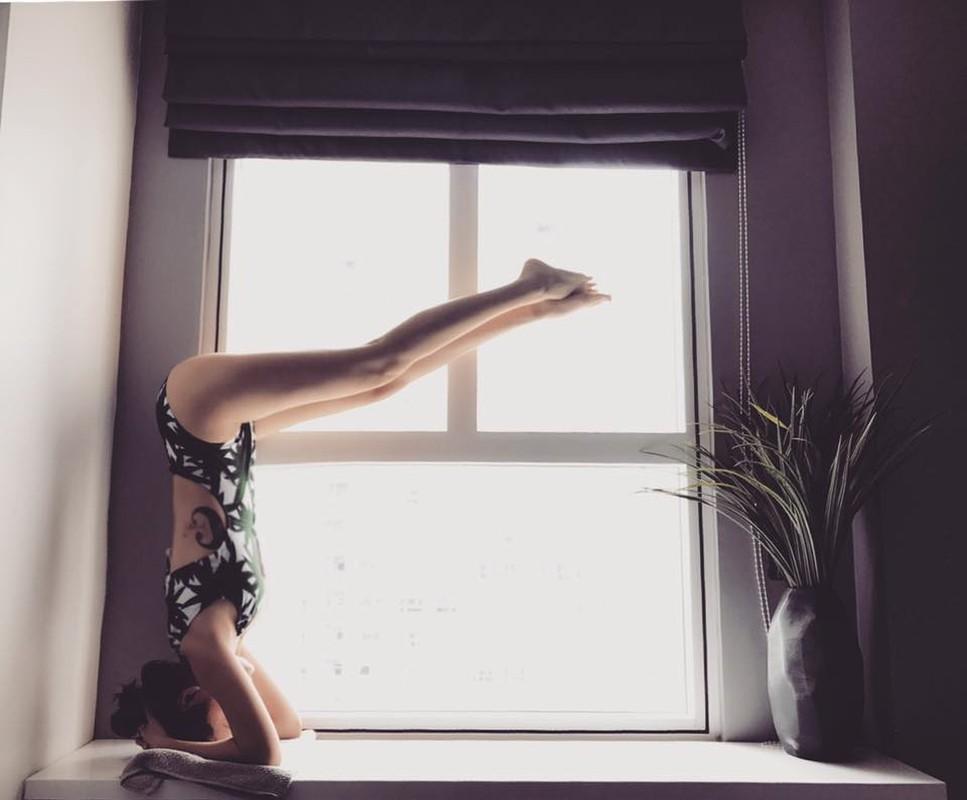 """Ca si Bao Anh goi cam den """"nghet tho"""" voi cac tu the yoga kho-Hinh-10"""
