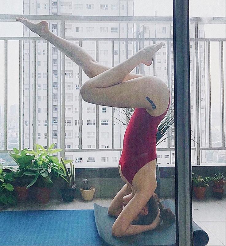 """Ca si Bao Anh goi cam den """"nghet tho"""" voi cac tu the yoga kho-Hinh-3"""