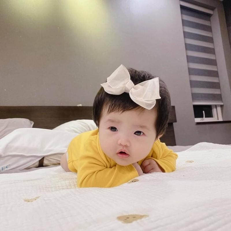 """Nhung khoanh khac cuc dang yeu cua """"tieu cong chua"""" nha Dong Nhi-Hinh-2"""