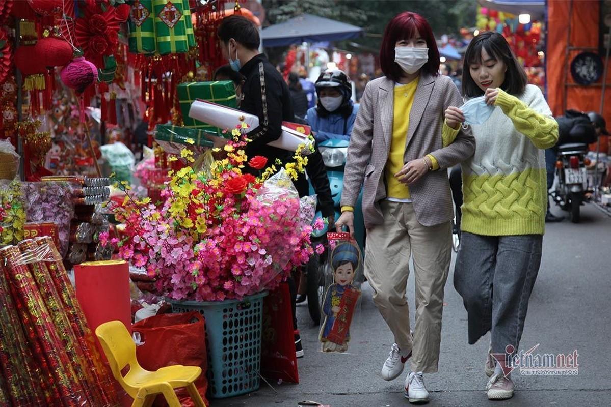 8 ngay nua den Tet, cho hoa pho co Ha Noi vang chua tung co-Hinh-11