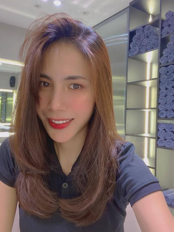 Bat ngo nhung kieu toc moi cua sao Viet don Tet 2021-Hinh-6