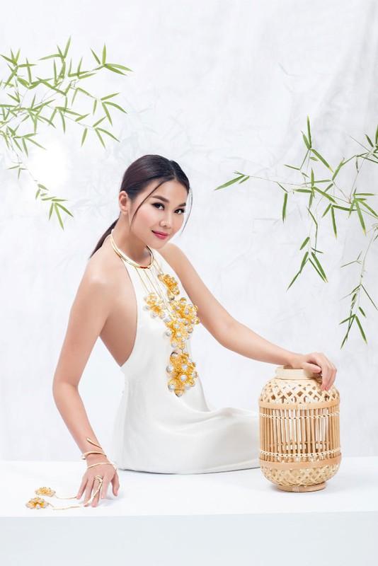 """My nhan Viet cuc """"nong bong"""" voi ao vay co yem-Hinh-7"""