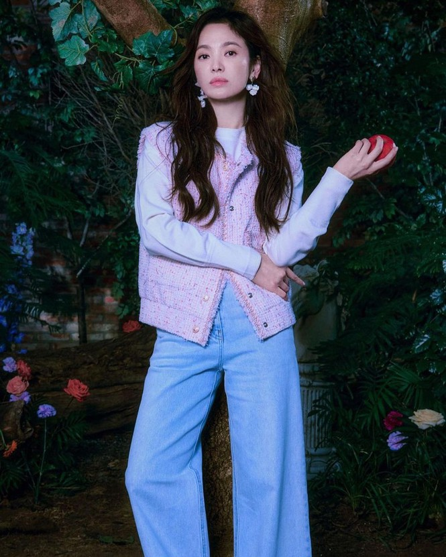 Song Hye Kyo xinh dep nhu gai doi muoi trong bo anh thoi trang moi-Hinh-11