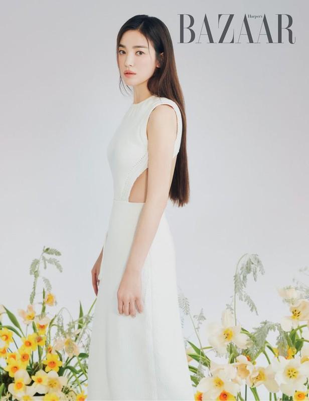 Song Hye Kyo xinh dep nhu gai doi muoi trong bo anh thoi trang moi-Hinh-5
