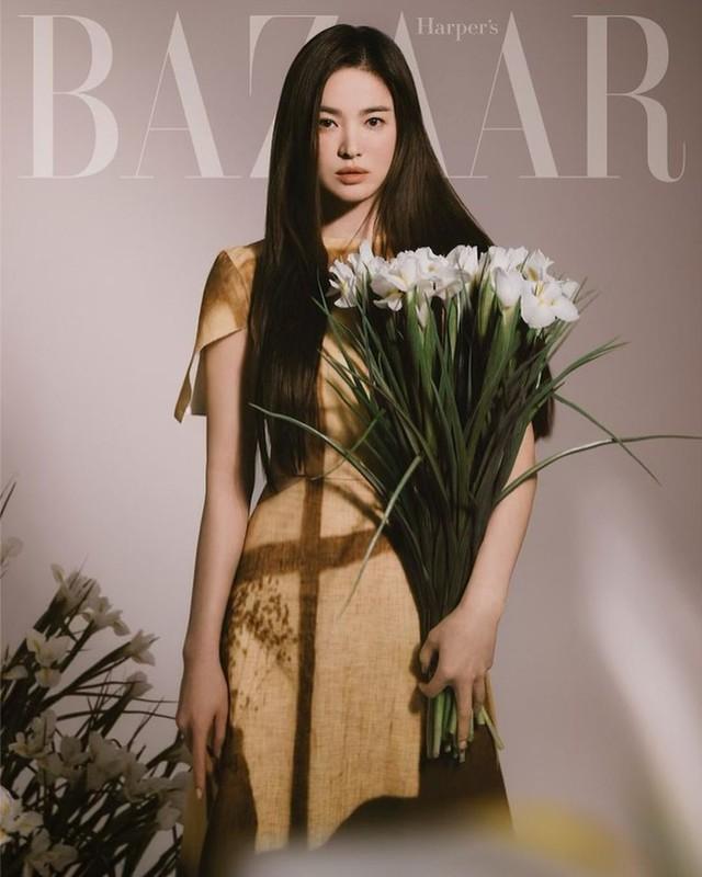 Song Hye Kyo xinh dep nhu gai doi muoi trong bo anh thoi trang moi-Hinh-7