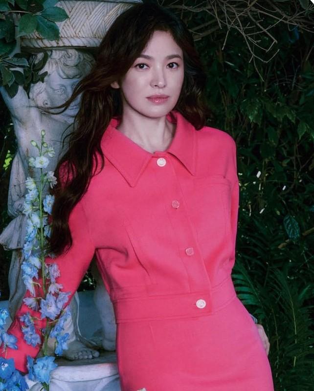 Song Hye Kyo xinh dep nhu gai doi muoi trong bo anh thoi trang moi-Hinh-9