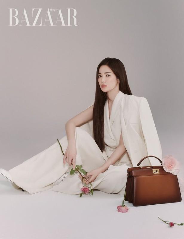Song Hye Kyo xinh dep nhu gai doi muoi trong bo anh thoi trang moi
