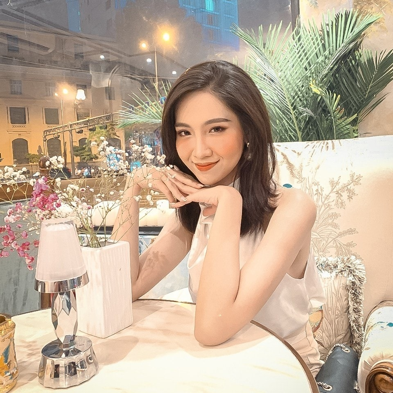 Do Nhat Ha thi Miss Universe Viet Nam, giu eo thon dang nuot the nao?-Hinh-2