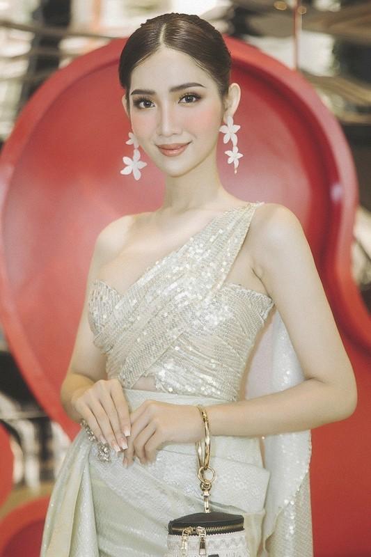 Do Nhat Ha thi Miss Universe Viet Nam, giu eo thon dang nuot the nao?-Hinh-5