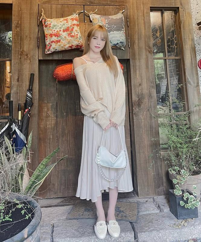 Sau on ao chia tay Son Tung, Thieu Bao Tram an mac nu tinh hon-Hinh-4
