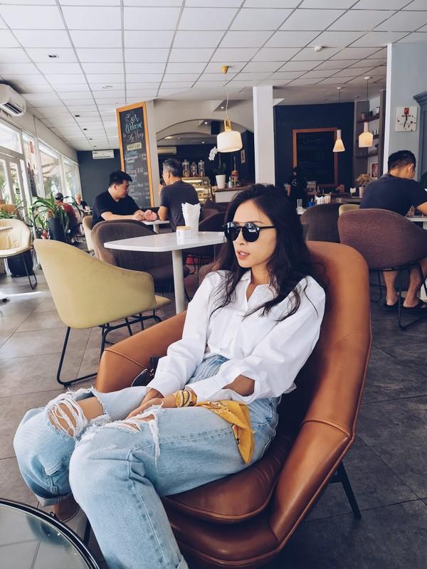 Ngo Thanh Van an mac tre trung khi yeu ban trai kem 11 tuoi-Hinh-3