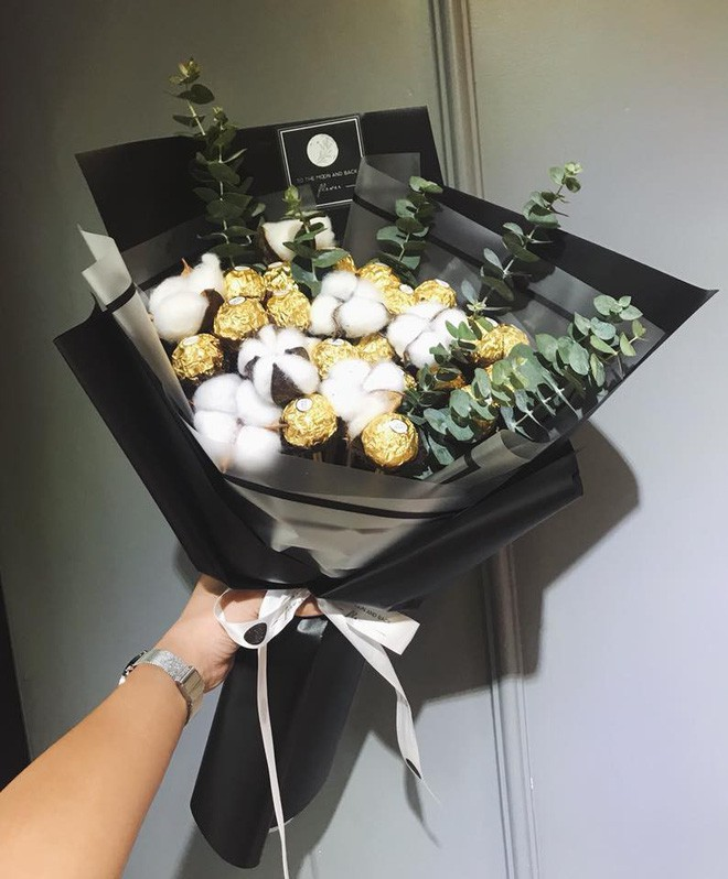 Me man nhung bo hoa an duoc doc dao de tang nang ngay 8/3-Hinh-5