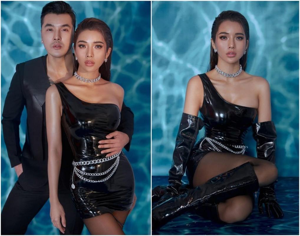 Ba xa Ung Hoang Phuc cham mac goi cam khoe dang sau 3 lan sinh no