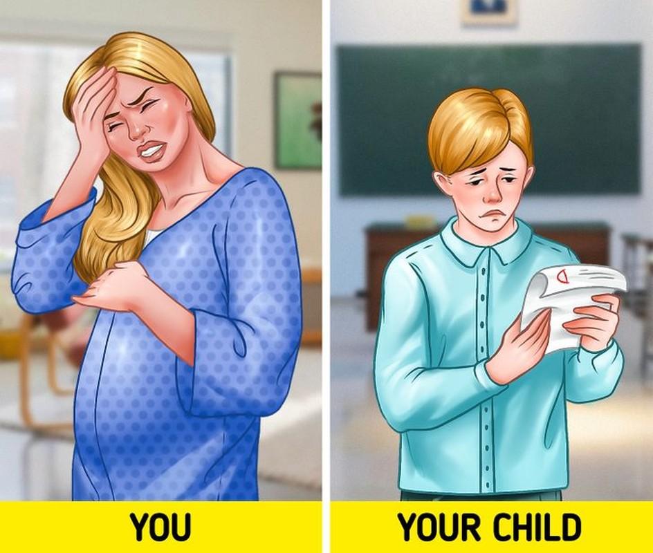 9 dieu me bau nen/khong nen lam khi mang thai de sinh con khoe manhl