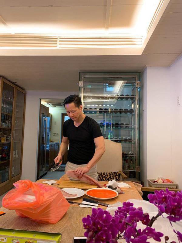 """Phan Nhu Thao khoe loat mon an """"ngon chuan nha hang"""" do chong dai gia nau-Hinh-7"""
