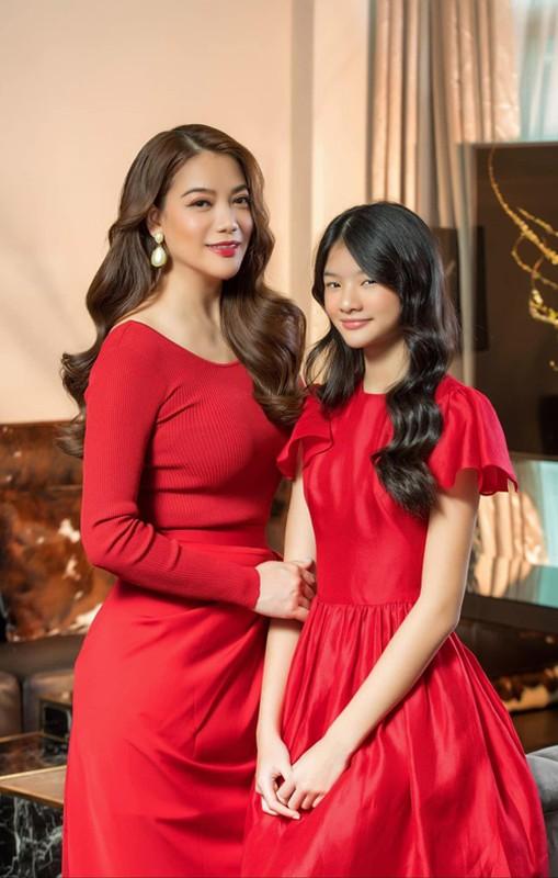 Truong Ngoc Anh va con gai dien do doi sanh dieu, nu tinh-Hinh-5