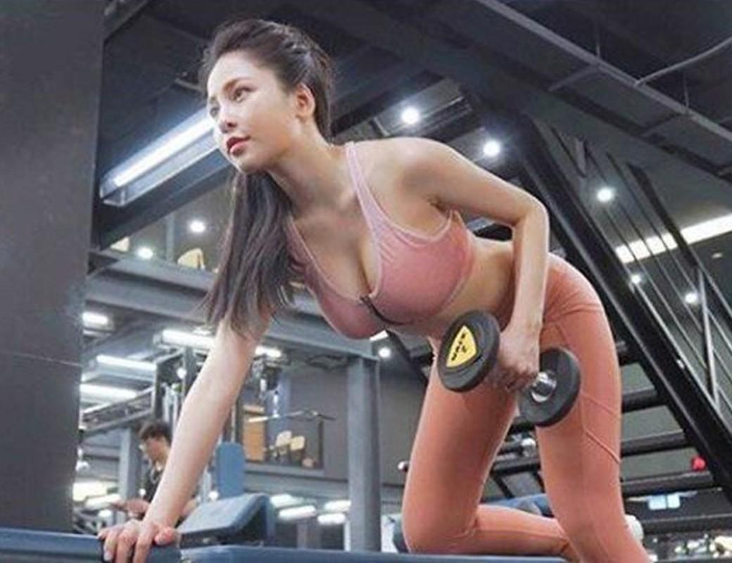 "Bi kip giup hot girl Tram Anh tu tin mac bikini khoe voc dang ""boc lua""-Hinh-8"