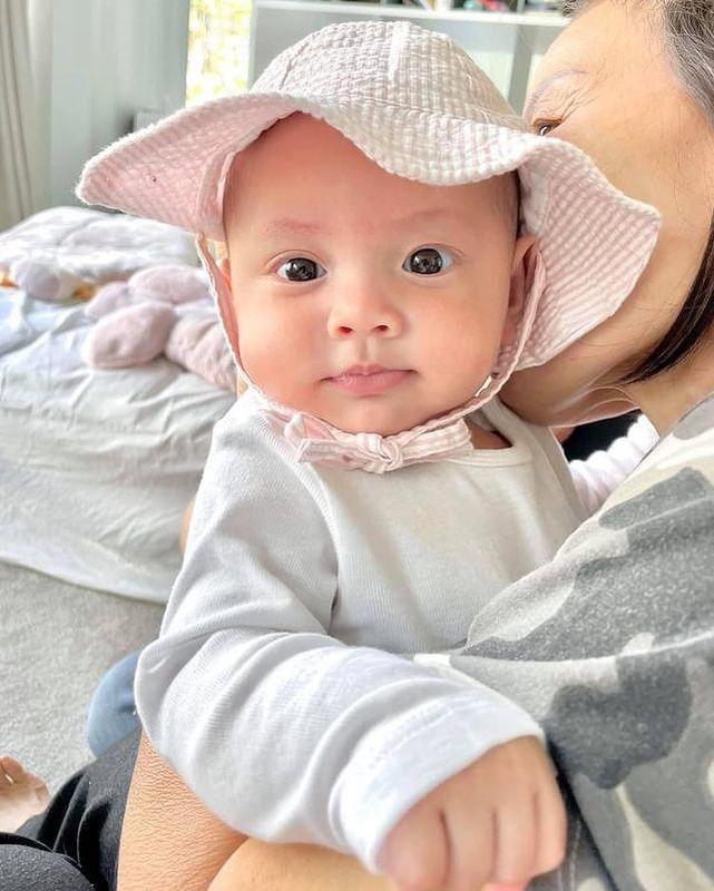 Ha Ho tich cuc cho cap sinh doi Leon - Lisa mac dong dieu-Hinh-9