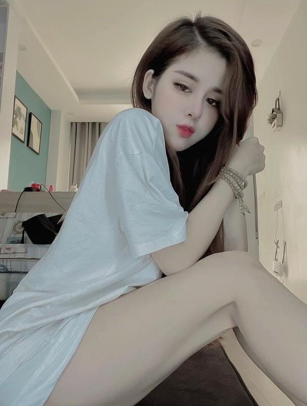 """Ngam gu thoi trang """"chanh sa"""" cua vo hot girl vlogger Huy Cung-Hinh-6"""