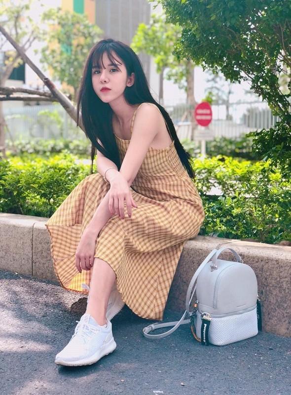 """Ngam gu thoi trang """"chanh sa"""" cua vo hot girl vlogger Huy Cung-Hinh-7"""