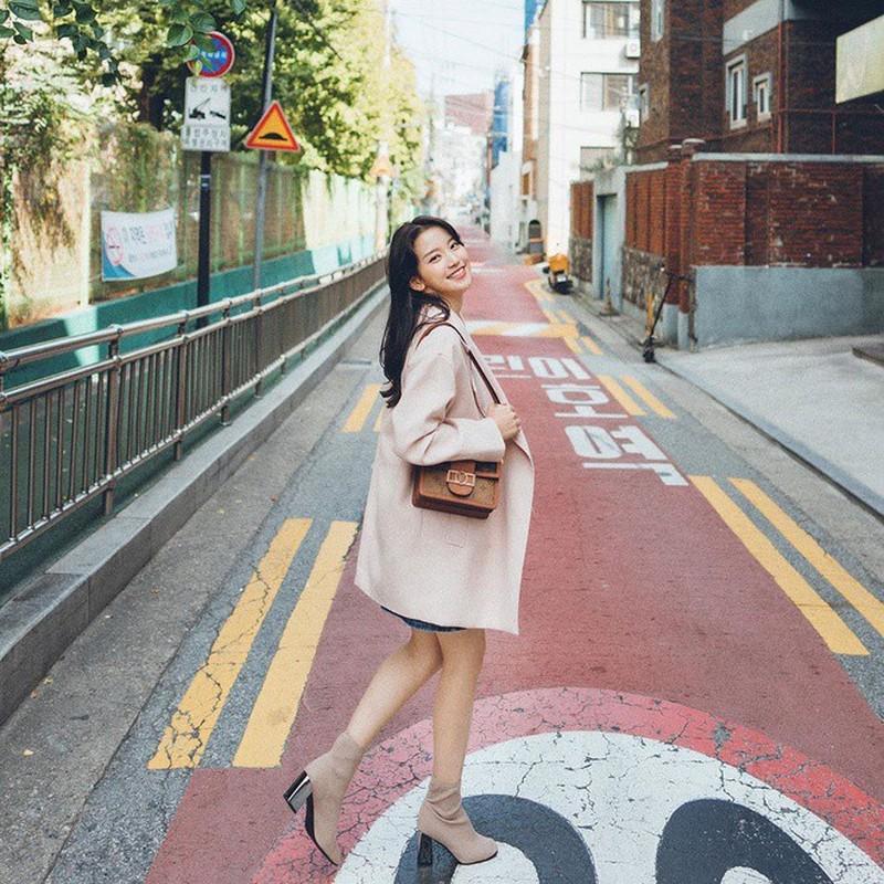 "Hot girl lai Dai Loan ""nghien"" style goi cam khoe co bung so 11-Hinh-5"