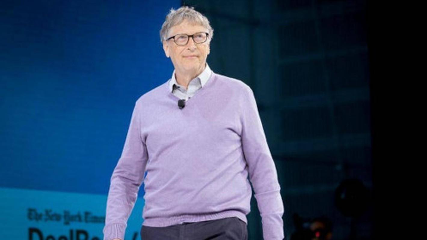 Gu thoi trang gian di, tuong xung cua vo chong Bill Gates truoc ly hon-Hinh-11