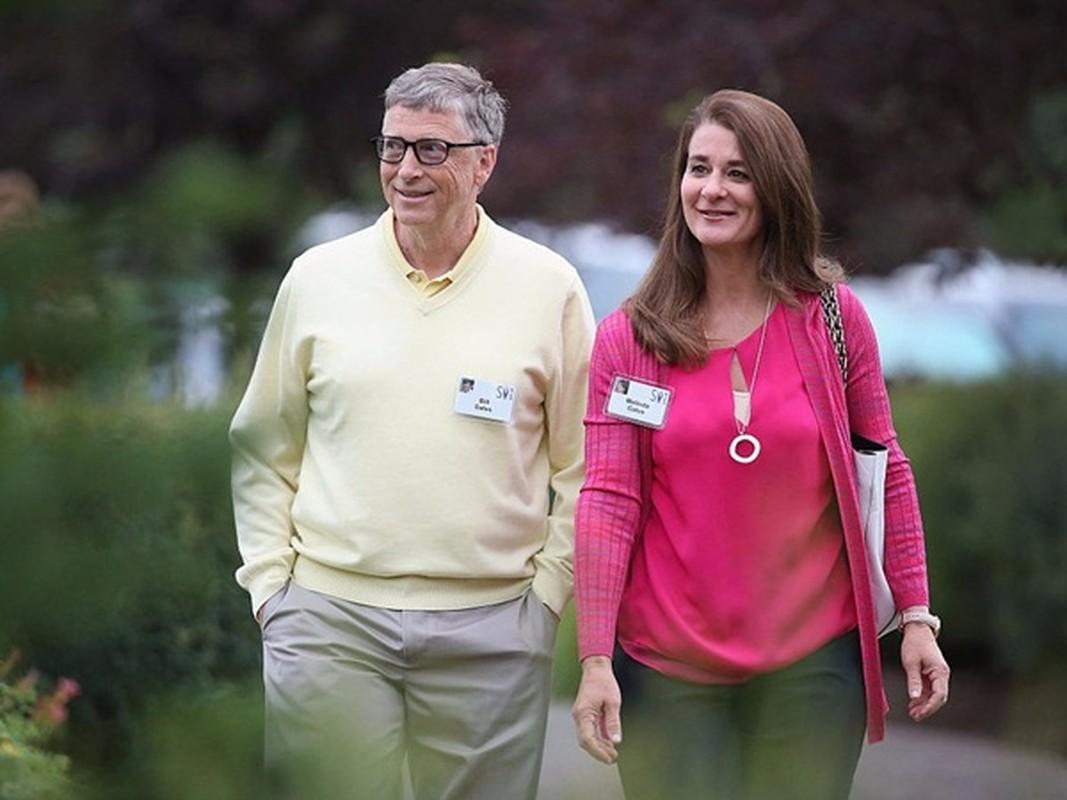 Gu thoi trang gian di, tuong xung cua vo chong Bill Gates truoc ly hon-Hinh-6