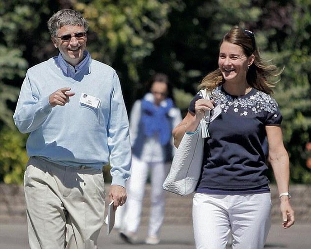 Gu thoi trang gian di, tuong xung cua vo chong Bill Gates truoc ly hon-Hinh-7