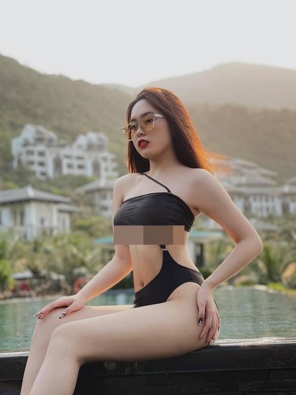 """""""Nong mat"""" voi gu thoi trang cuc nong bong cua hot girl truong RMIT-Hinh-2"""