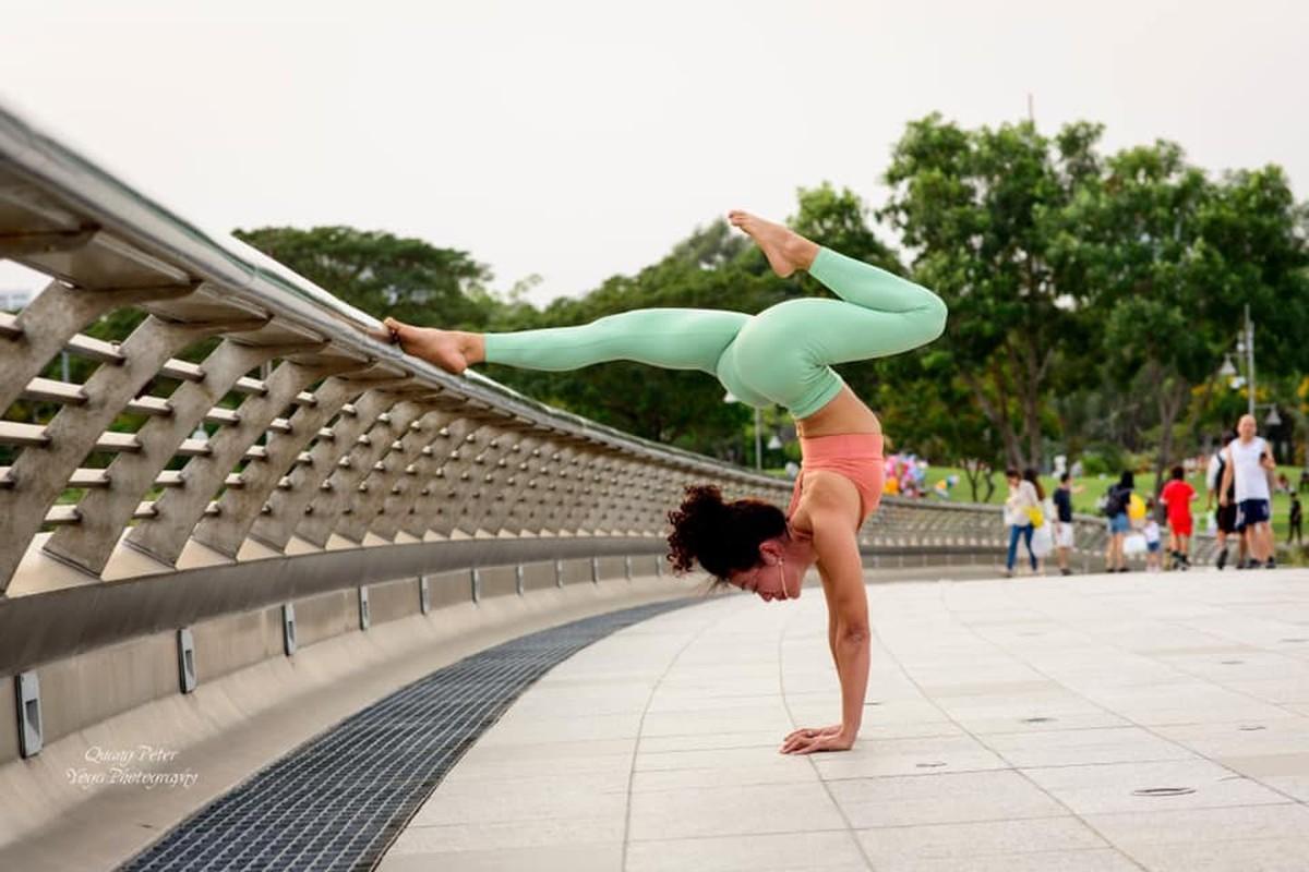 "Hanh trinh ""lot xac"" cua nu HLV yoga tai Ha Noi tung liet nua nguoi-Hinh-12"