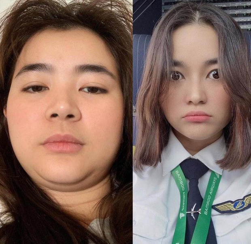 "Giam lien 10kg, nu phi cong khoe bi kip ""cuc doc""-Hinh-2"