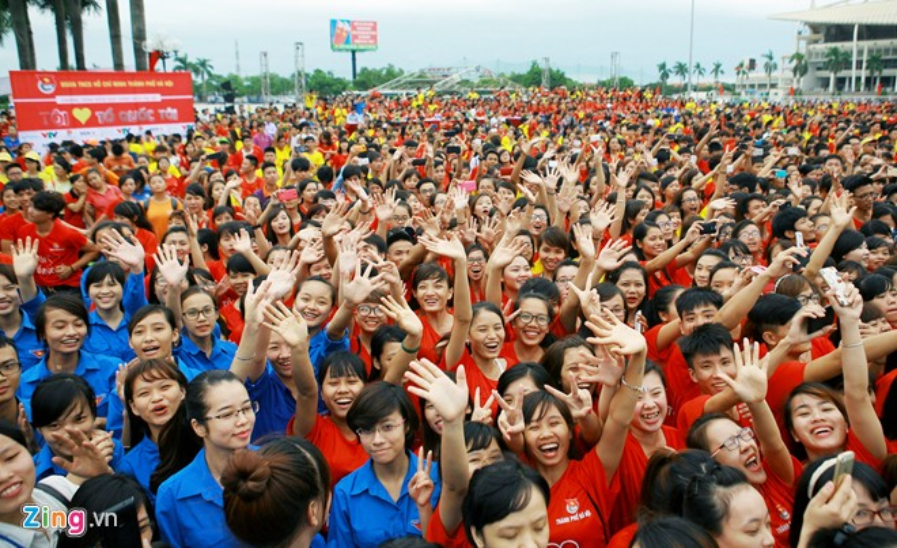 12.000 ban tre xep hinh co do sao vang tai My Dinh-Hinh-10