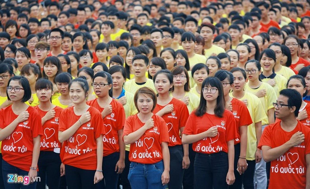12.000 ban tre xep hinh co do sao vang tai My Dinh-Hinh-3