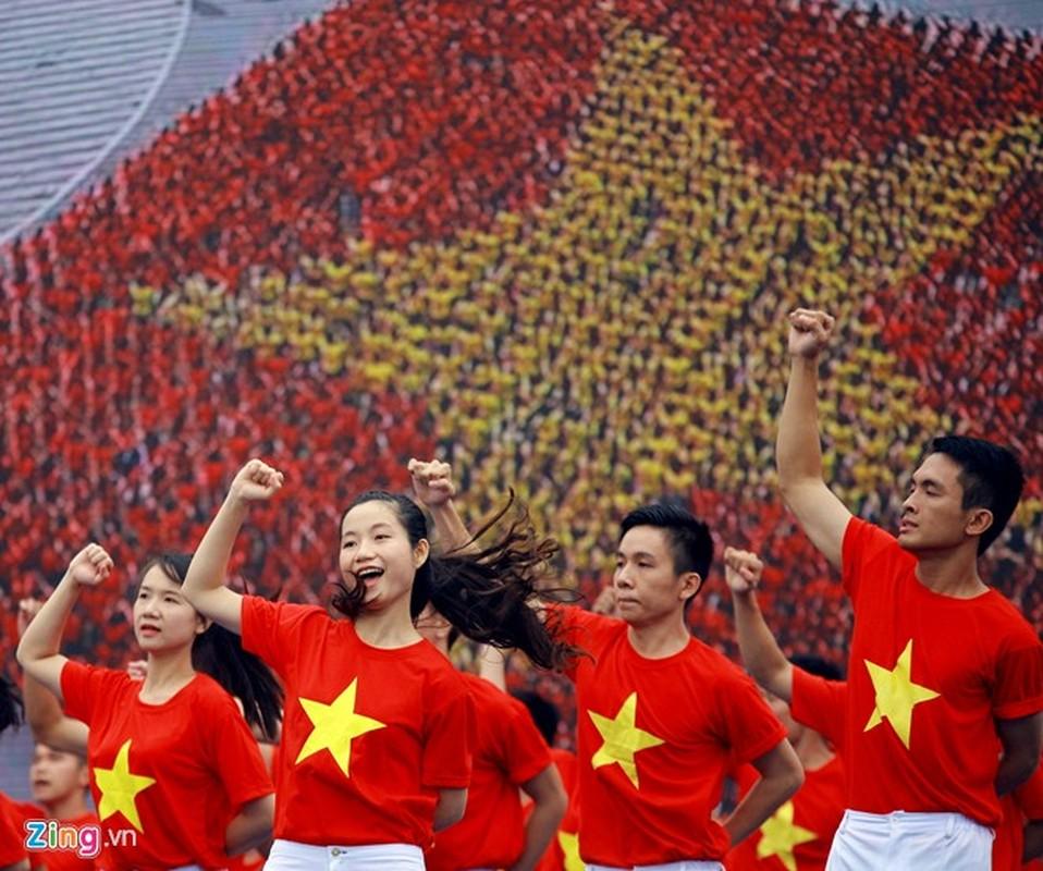 12.000 ban tre xep hinh co do sao vang tai My Dinh-Hinh-7