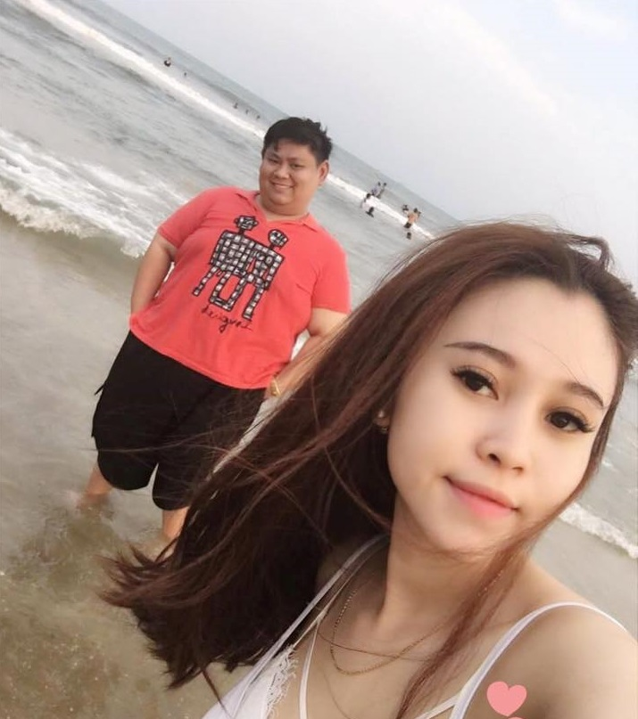 Cap doi chenh nhau 83kg nen duyen vao dung ngay Valentine-Hinh-3