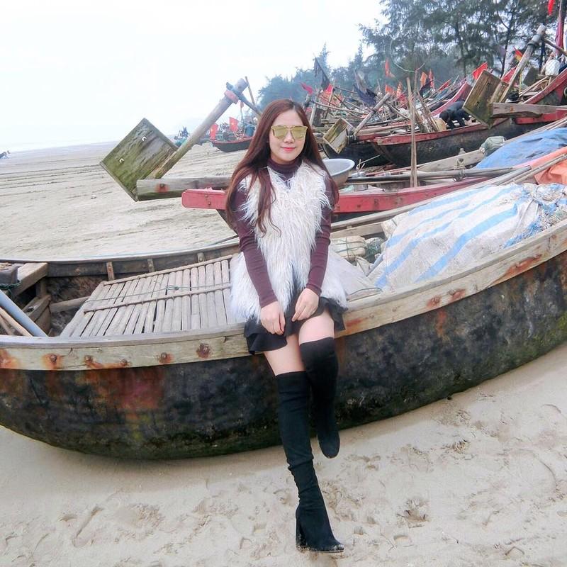 Ba me hot girl U40 vua xinh dep lai nau an ngon-Hinh-8