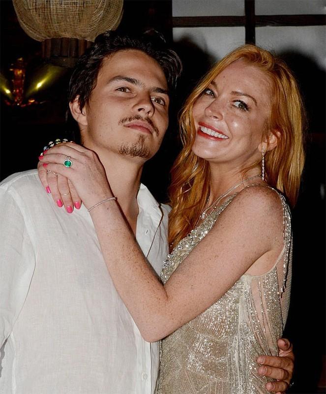Cuoc tinh cay dang cua Lindsay Lohan voi chang ty phu tre