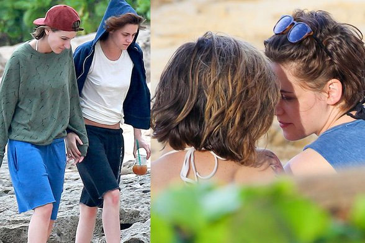 Hinh anh quan quyt cua Kristen Stewart va nguoi tinh dong gioi-Hinh-7
