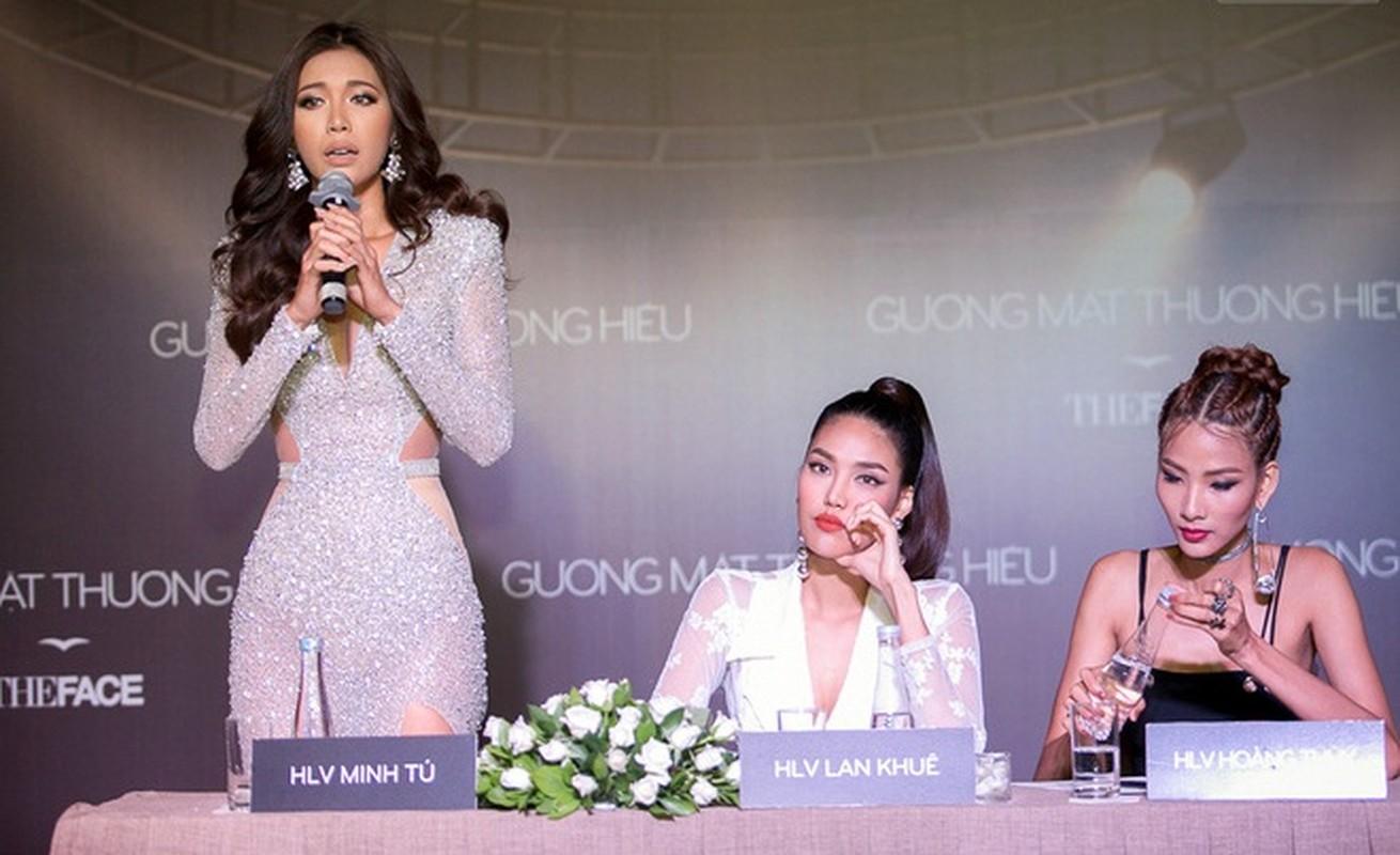 Gu thoi trang lac que cua Hoang Thuy tai The Face 2017-Hinh-3