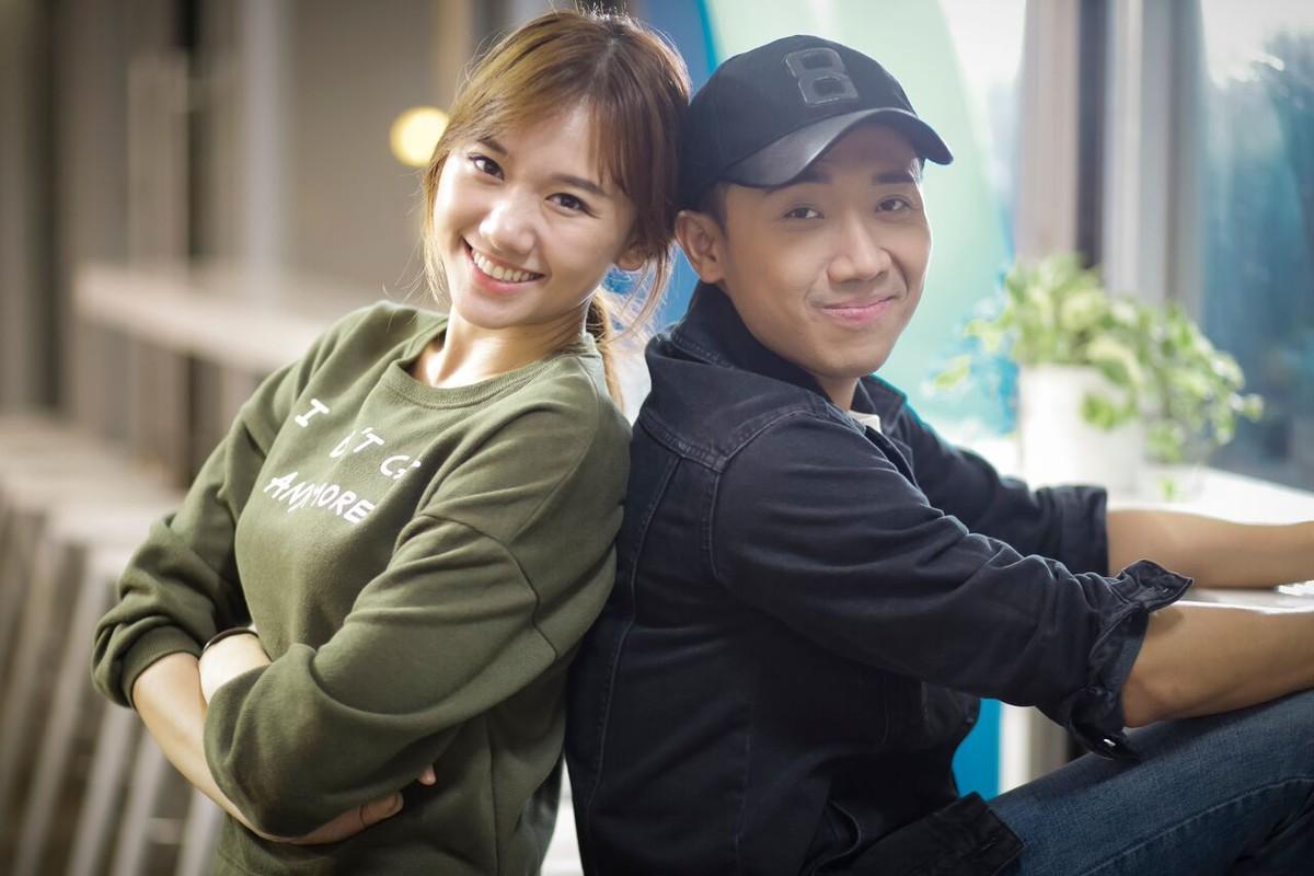 Chinh Hari Won cung nhieu lan khien Tran Thanh bi nghi ngo gioi tinh
