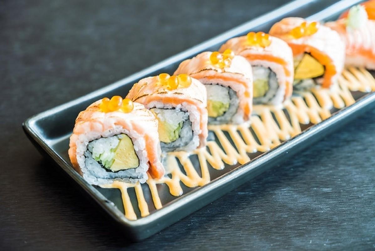 10 loai sushi cuon hap dan nhat the gioi-Hinh-3