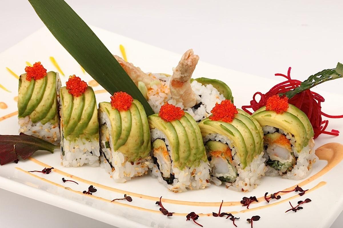 10 loai sushi cuon hap dan nhat the gioi-Hinh-4