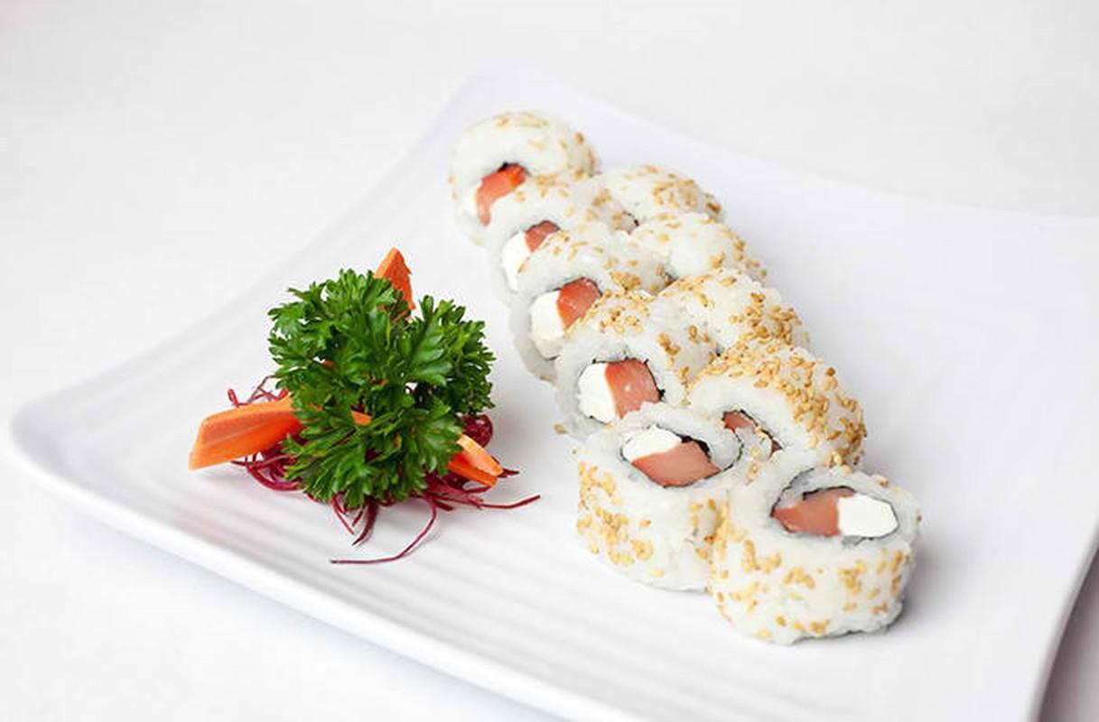 10 loai sushi cuon hap dan nhat the gioi