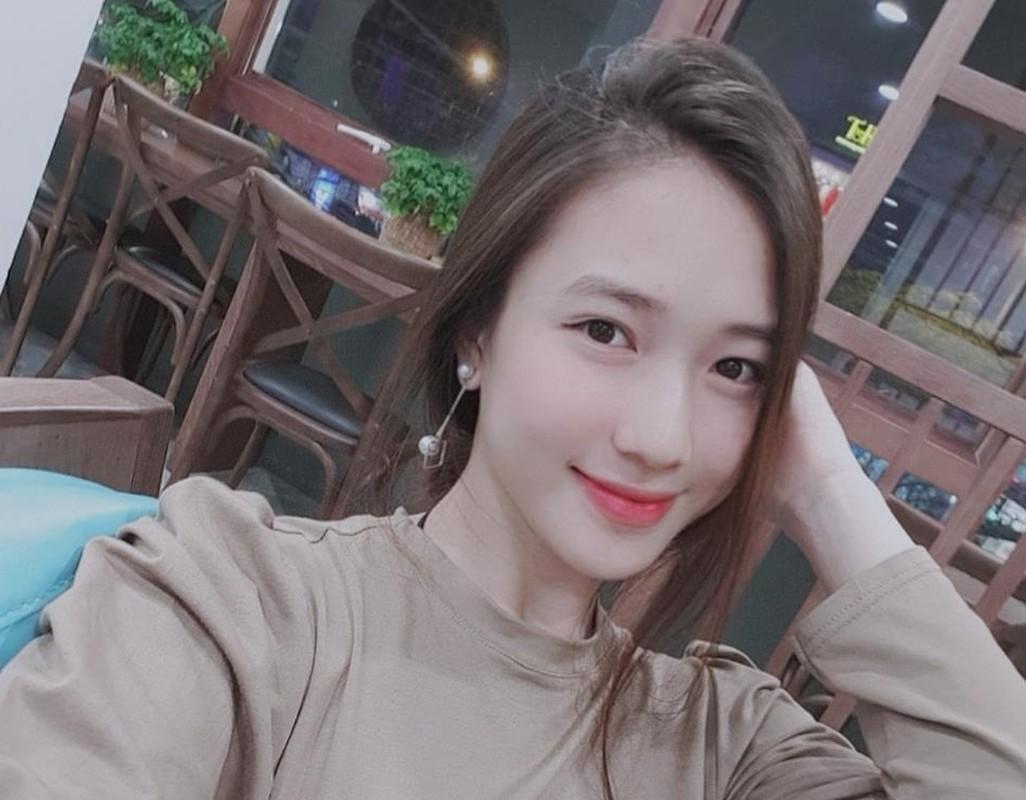 Nhan sac mon con mat cua cuu hot girl Ha thanh sau sinh-Hinh-2
