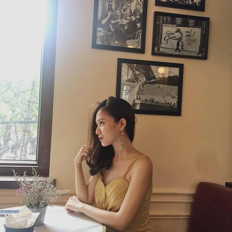 Nhan sac mon con mat cua cuu hot girl Ha thanh sau sinh-Hinh-9