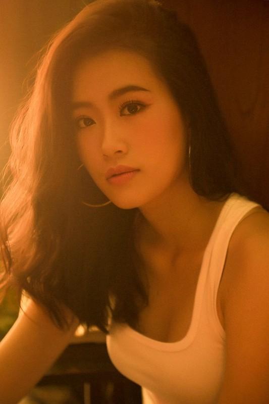 Dan thi sinh Miss World VN gay choang vi dep khong ty vet-Hinh-7