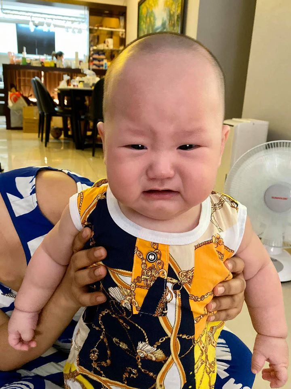 Nuoi con kheo nhu Tra My Idol, bao sao gioi showbiz khong het loi khen-Hinh-12
