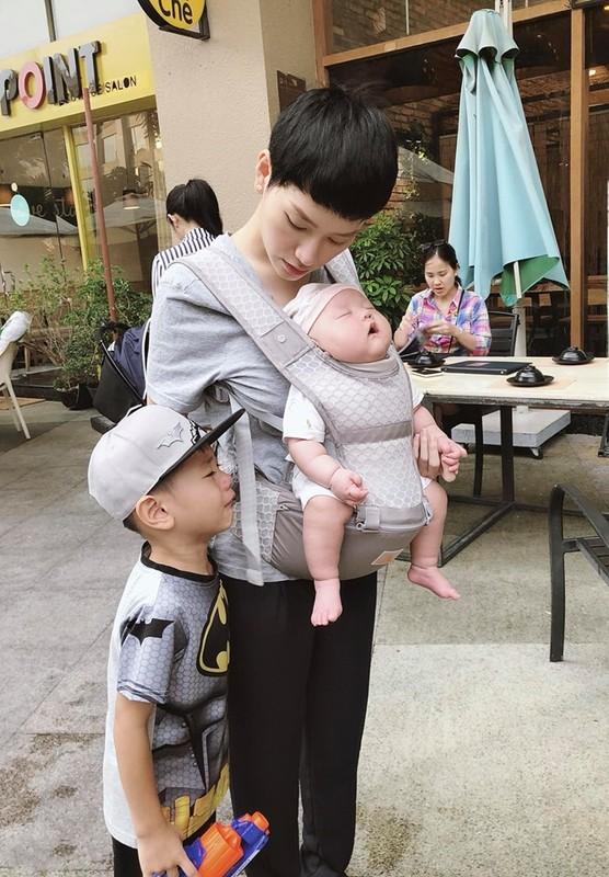 Nuoi con kheo nhu Tra My Idol, bao sao gioi showbiz khong het loi khen-Hinh-13