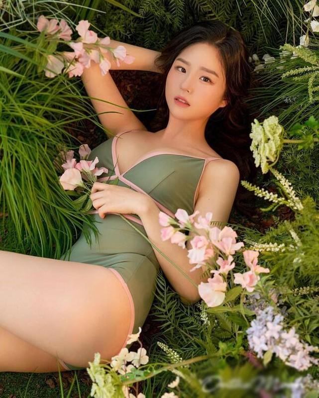 Hot girl Han so huu than hinh